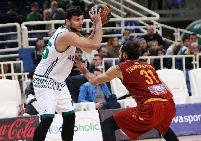 Το ντεμπούτο του Τζεντίλε (Pics, Vids) | Panathinaikos24.gr