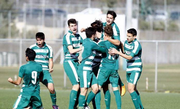Τα στιγμιότυπα της νίκης των Νέων του ΠΑΟ επί της ΑΕΚ (vid) | Panathinaikos24.gr