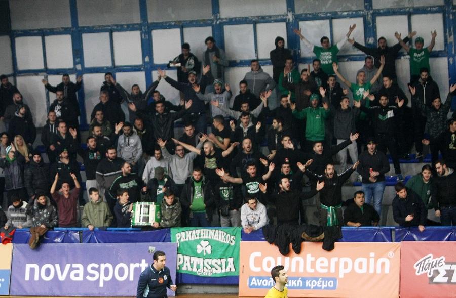 Κόσμος και ομάδα ένα (Vid)   Panathinaikos24.gr