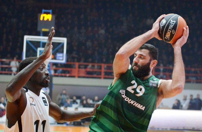 Αυτά κάνει ο Μπουρούσης… | Panathinaikos24.gr