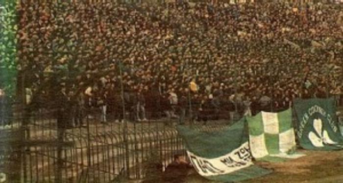 ΡΕΤΡΟ: Η Θυρα 13 στη Λεωφόρο το 1982! (vid)   panathinaikos24.gr