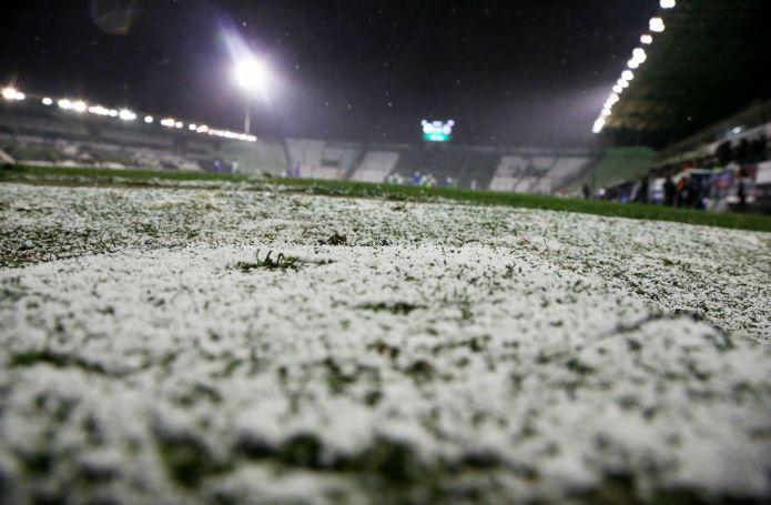 Έγινε viral η χιονισμένη Λεωφόρος! (pic) | Panathinaikos24.gr