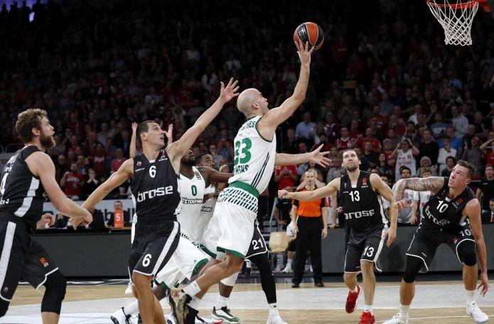 Ο Τρινκιέρι του βγάζει το… λάδι (Vids) | Panathinaikos24.gr
