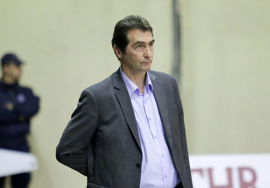 Ανδρεόπουλος: «Οι διαιτητές έκαναν λάθος. Συνεχίζουμε…»