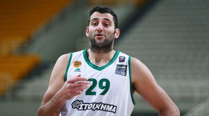 Με μουστάκι ΚΑΙ ο Μπουρούσης! (pic) | Panathinaikos24.gr