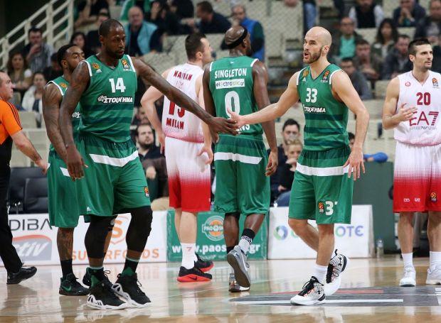 Περίπατος πριν από τους «τελικούς» | Panathinaikos24.gr