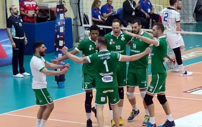 Οι ημερομηνίες των play off της Volley League | Panathinaikos24.gr