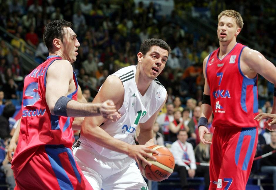 ÍÔÉÊÏÕÄÇÓ ÔÓÁÑÔÓÁÑÇÓ / DIKOUDIS TSARTSARIS / ÔÓÓÊÁ - ÐÁÍÁÈÇÍÁÉÊÏÓ (ÅÕÑÙËÉÃÊÁ 2004 ÖÁÉÍÁË ÖÏÑ 2005) / CSKA - PANATHINAIKOS (EUROLEAGUE 2004 FINAL FOUR 2005)