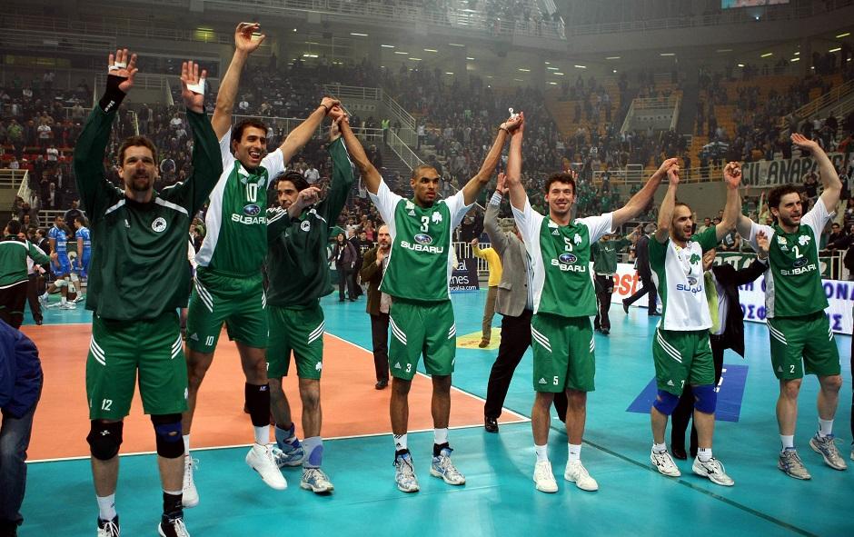 ÊÏÕÍÅÏ - ÐÁÍÁÈÇÍÁÉÊÏÓ (ÊÕÐÅËËÏ ÓÕÍÏÌÏÓÐÏÍÄÉÁÓ 2008 ÖÁÉÍÁË ÖÏÑ 2009) CUNEO - PANATHNAIKOS (CEV CUP 2008 FINAL FOUR 2009)