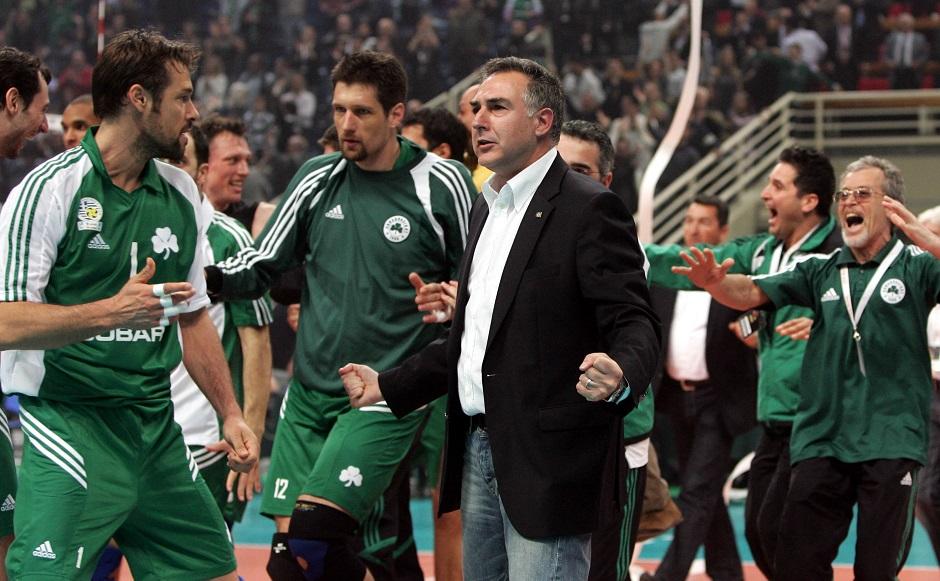 ÅÑÐ ËÅÙÍÇÓ / ÊÏÕÍÅÏ - ÐÁÍÁÈÇÍÁÉÊÏÓ (ÊÕÐÅËËÏ ÓÕÍÏÌÏÓÐÏÍÄÉÁÓ 2008 ÖÁÉÍÁË ÖÏÑ 2009) LEONIS / CUNEO - PANATHNAIKOS (CEV CUP 2008 FINAL FOUR 2009)