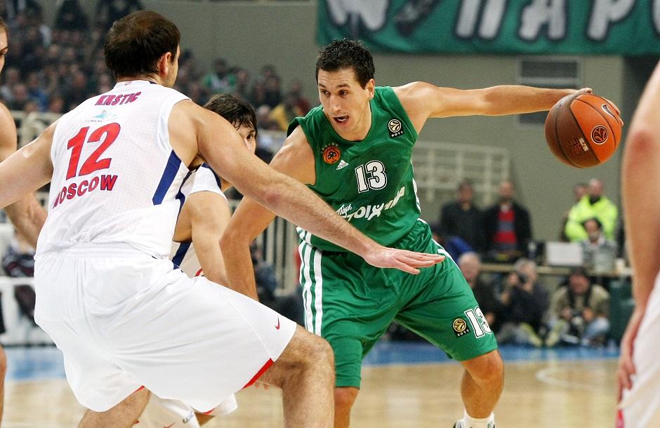 ÄÉÁÌÁÍÔÉÄÇÓ   ÐÁÍÁÈÇÍÁÉÊÏÓ - ÔÓÓÊÁ (ÅÕÑÙËÉÃÊÁ 2011-2012)  DIAMANTIDIS   PANATHINAIKOS - CSKA (EUROLEAGUE 2011-2012)