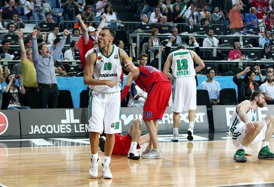 ÃÉÁÓÉÊÅÂÉÔÓÉÏÕÓ   ÔÓÓÊÁ - ÐÁÍÁÈÇÍÁÉÊÏÓ(ÅÕÑÙËÉÃÊÁ 2011-2012 ÖÁÉÍÁË ÖÏÑ) JASIKEVICIUS  CSKA - PANATHINAIKOS(EUROLEAGUE 2011-2012 FINAL FOUR)