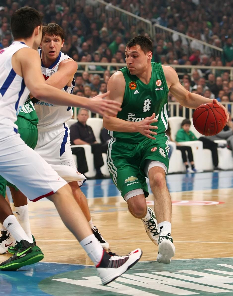 ÌÁÔÓÉÏÕËÉÓÁ ÐÁÍÁÈÇÍÁÉÊÏÓ - ÔÓÓÊÁ (ÅÕÑÙËÉÃÊÁ 2012-2013)  MACIULIS  PANATHINAIKOS - CSKA (EUROLEAGUE 2012-2013)