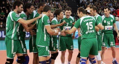 «Πάτησε» τον Ολυμπιακό και σήκωσε το κύπελλο! (Vid, Pic) | Panathinaikos24.gr