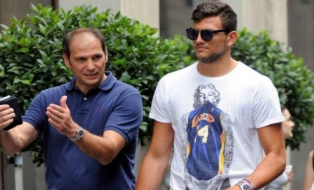 Νάντο Τζεντίλε για τον καυγά του Αλεσάντρο: «Περήφανος για εκείνον» | panathinaikos24.gr