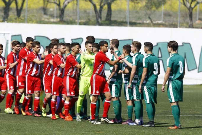 Δεν τα κατάφεραν οι Νέοι… | panathinaikos24.gr