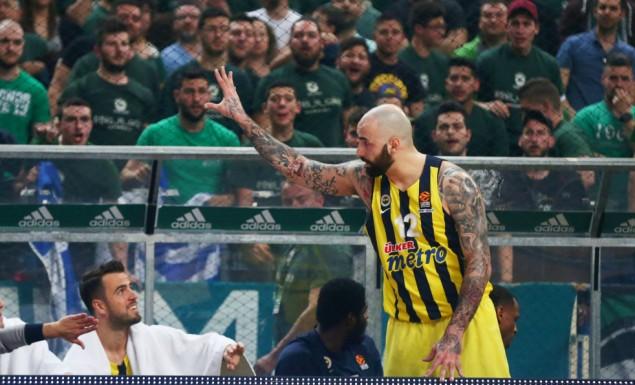 Άντιτς: «Γι' αυτό έκανα τη χειρονομία» | Panathinaikos24.gr
