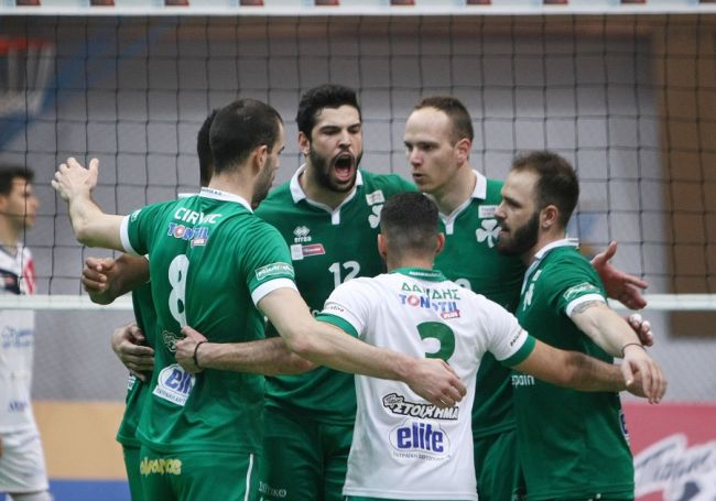 «Πράσινη» πρόκριση στα ημιτελικά | Panathinaikos24.gr