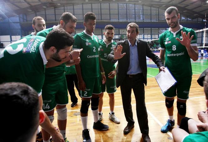 To πρόγραμμα των ημιτελικών της Volley League | Panathinaikos24.gr
