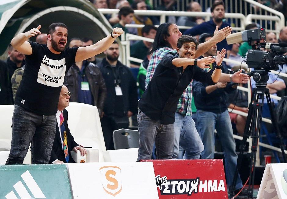 Έξαλλος με Πουκλ ο Γιαννακόπουλος!