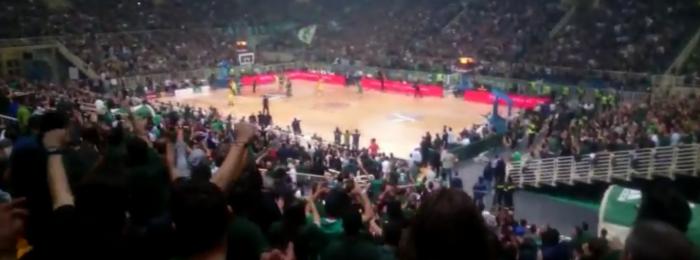 Νέο βίντεο από το χθεσινό πάρτι της εξέδρας στο ΟΑΚΑ! (vid)   Panathinaikos24.gr