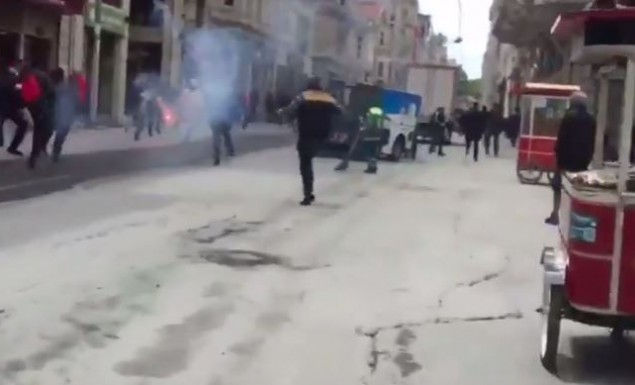 Νέο βίντεο απ' την Πόλη: Η στιγμή που ξεκίνησαν όλα – Δείτε την ενέδρα των Τούρκων (vid) | Panathinaikos24.gr