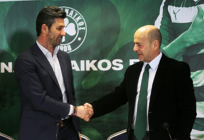 Επίκειται κρίσιμο ραντεβού Αλαφούζου – Ουζουνίδη | Panathinaikos24.gr