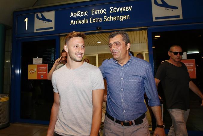 Στο Κορωπί ο Άλτμαν – Μίλησε με Ουζουνίδη   Panathinaikos24.gr