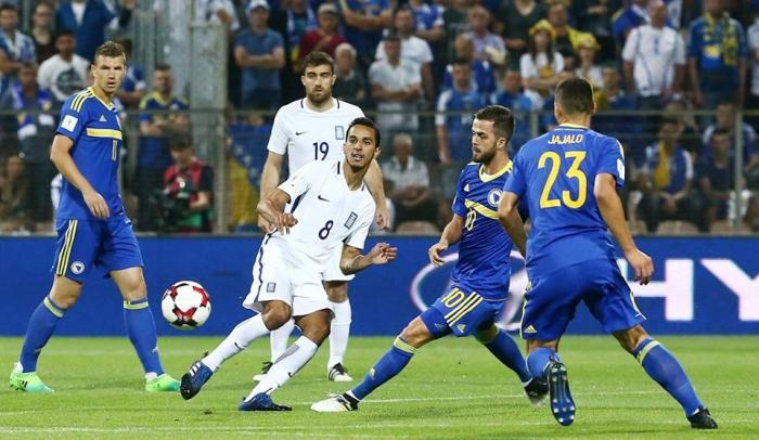 Στην ενδεκάδα ο Ζέκα με Βοσνία | panathinaikos24.gr