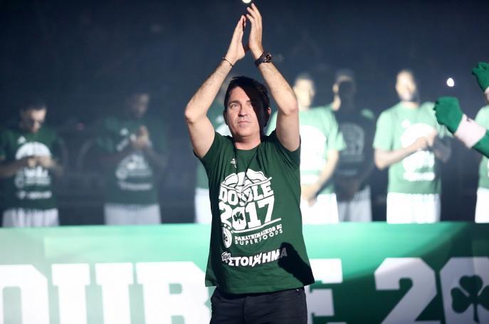 Όνομα: Τσάβι Πασκουάλ – Επάγγελμα: Πρωταθλητής | Panathinaikos24.gr