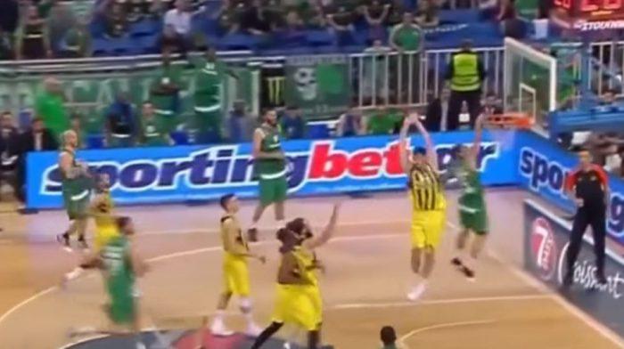 Φοβερό βίντεο με τα «πράσινα» highlights του Μάικ Τζέιμς! (vid)   Panathinaikos24.gr