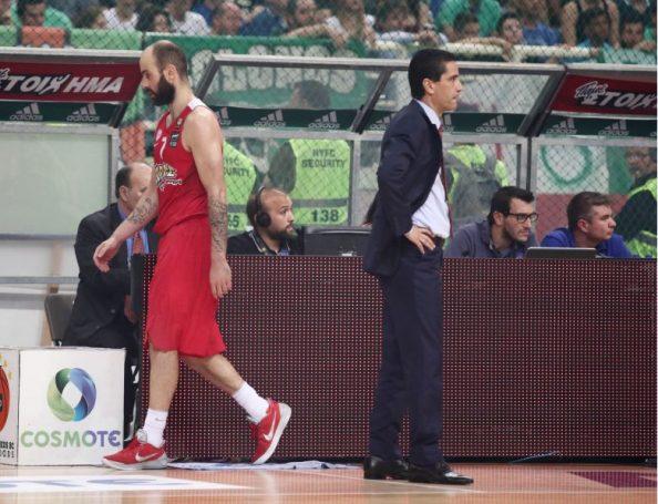 «Σκληρό» τρολάρισμα των οπαδών στον Σπανούλη | panathinaikos24.gr