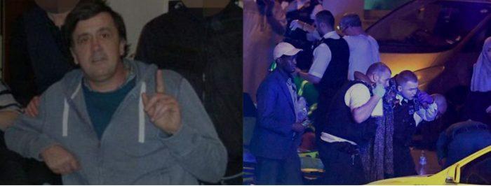 Ταυτοποιήθηκε ο δράστης της επίθεσης στο Λονδίνο – Πατέρας τεσσάρων παιδιών (pics) | Panathinaikos24.gr