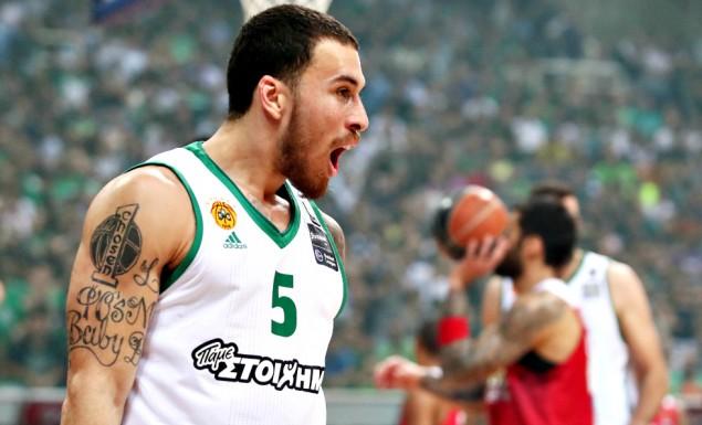 Χαλαρώνει με 2Κ πριν το ντεμπούτο ο Τζέιμς (pic)   panathinaikos24.gr