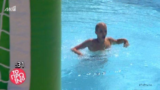 Τζένη Μελιτά: Αποκαλυπτικό ατύχημα! Βγήκε από την πισίνα και φάνηκαν όλα! (vid) | Panathinaikos24.gr