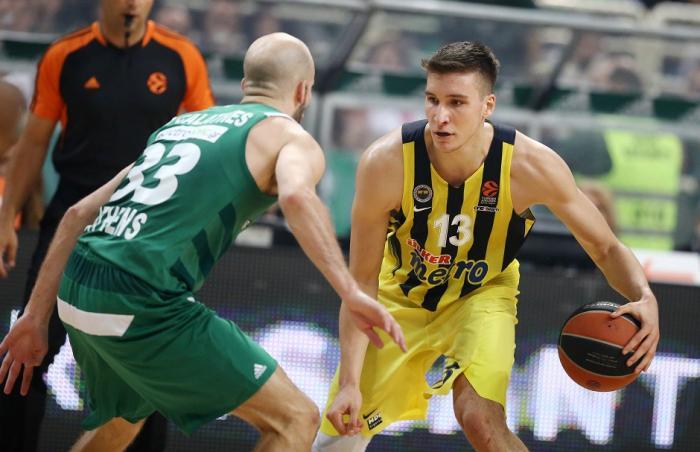 Συμπαίκτης του Παπαγιάννη ο Μπογκντάνοβιτς με… ασύλληπτο ποσό! | Panathinaikos24.gr