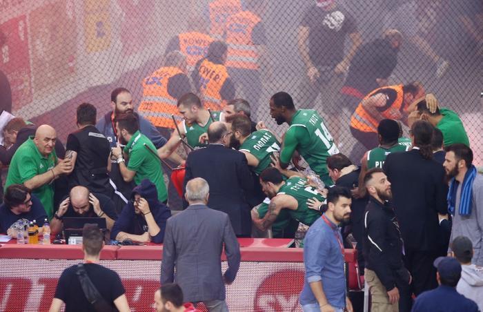 H τιμωρία του Ολυμπιακού για τα αίσχη στο ΣΕΦ… | Panathinaikos24.gr