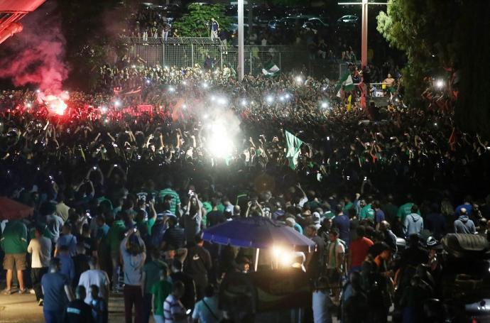 «Άλλοι πανηγυρίζουν τίτλους και άλλοι ανανεώσεις…» (Pic) | Panathinaikos24.gr