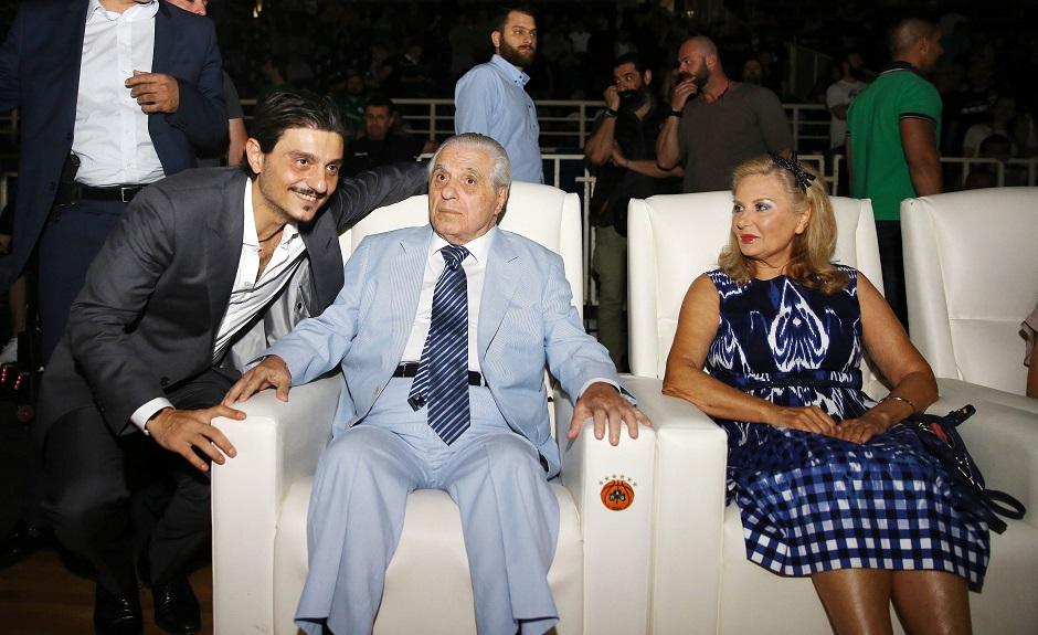 Γιαννακόπουλος: «Χρόνια πολλά μπαμπά!» (Pic)