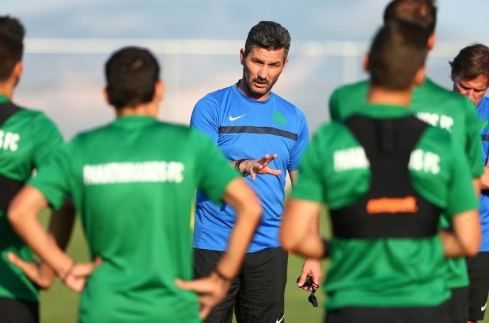Με όρεξη και «δίψα» ενόψει της νέας σεζόν   Panathinaikos24.gr