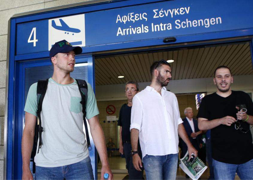 Photostory: Η άφιξη του Λεκαβίτσιους στην Ελλάδα (pics)