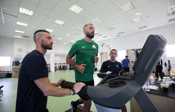 Αποκαλύφθηκαν οι νέες προπονητικές του Παναθηναϊκού από τη NIKE (pic)   Panathinaikos24.gr