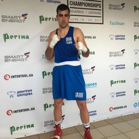 Πυγμαχία: Θετική η παρουσία του Καλαμάρα στο Πανευρωπαϊκό | Panathinaikos24.gr