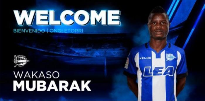 Καλωσόρισε τον Γουακάσο η Αλαβές (pic) | panathinaikos24.gr