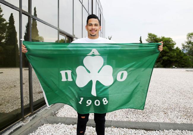 Λουτσιάνο: «Θέλω να γίνω ίνδαλμα για τους οπαδούς του Παναθηναϊκού» | Panathinaikos24.gr
