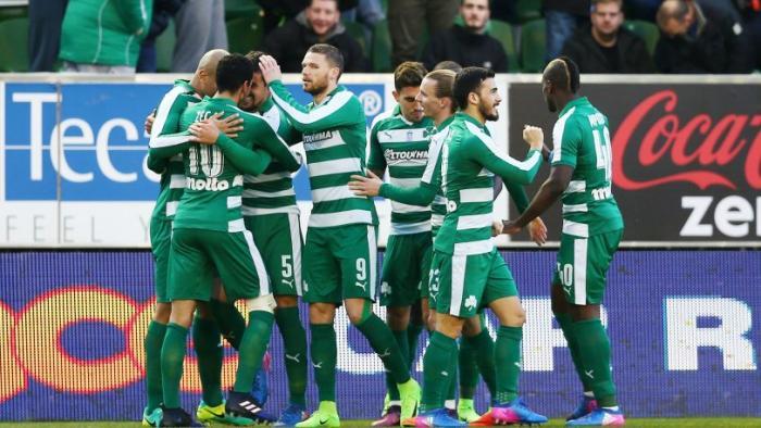 Πρώην «πράσινος» παικταράς στην Γ' Εθνική Ισπανίας (Pic) | panathinaikos24.gr