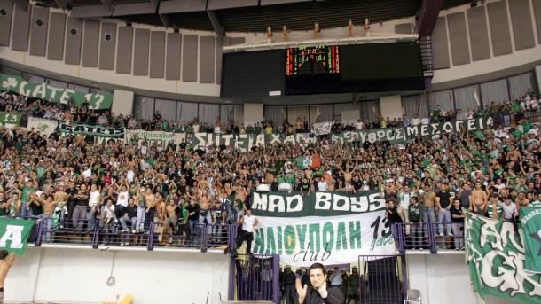 Το σύνθημα – τρολάρισμα της Θύρας 13 στο ΣΕΦ για την Μπολόνια | panathinaikos24.gr
