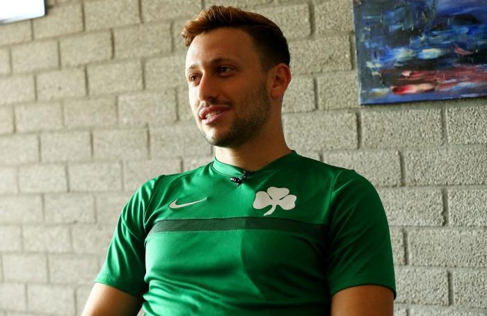 Άλτμαν: «Μ' αρέσει να παίζω πίσω από τον επιθετικό» (Vids) | Panathinaikos24.gr