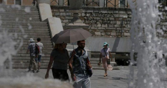 Καύσωνας και πάλι στη χώρα – Το έκτακτο δελτίο της ΕΜΥ | panathinaikos24.gr