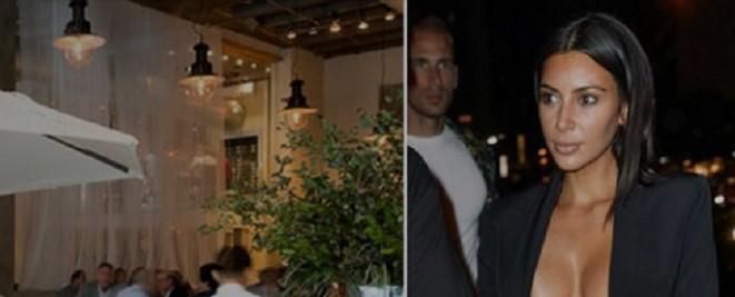 Η Καρντάσιαν πήγε σε ελληνικό εστιατόριο αλλά… ξέχασε να βάλει τη μπλούζα της (pics) | Panathinaikos24.gr